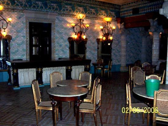 Theatro Municipal do Rio de Janeiro : Restaurante Assirius