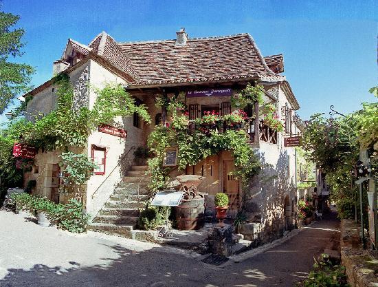 Restaurant Le Cantou St Cirq Lapopie