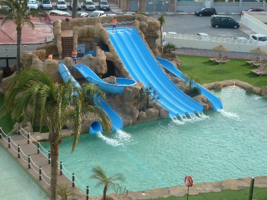 Evenia Zoraida Garden: Zoraida Park pool