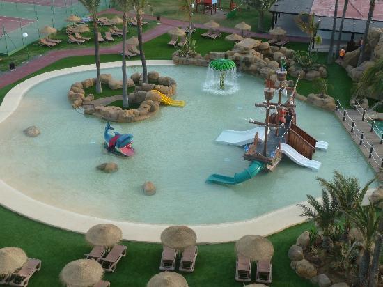 Evenia Zoraida Garden : Zoraida Park pool