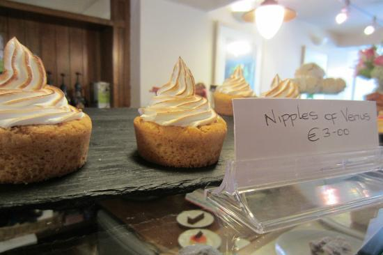 The Summer House Cafe: The Summer House, Lismore - Nipple of Venus - very good