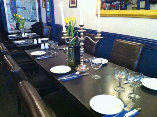 Archipelagos : Nice restaurant