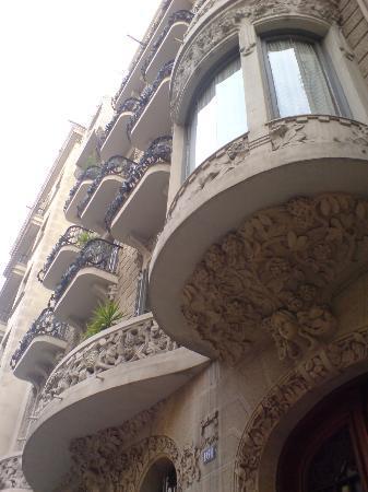 Belle Epoque 1904: esterno