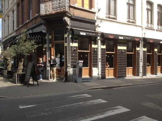 Photo of Berlin in Antwerp, , BE