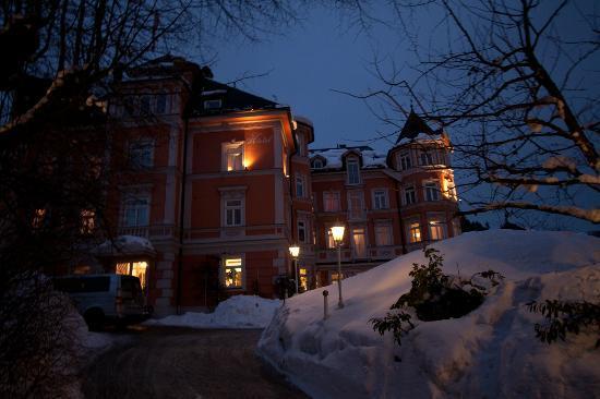 Erika Hotel: Entrance to the hotel
