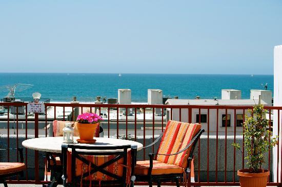 Venice Admiral Suites: Roof Deck