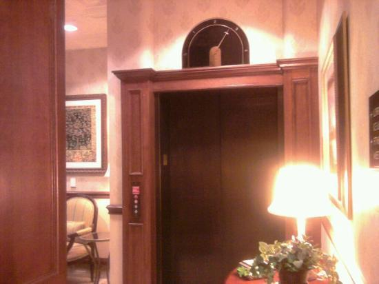 Liberty Hotel, an Ascend Collection hotel: elevator