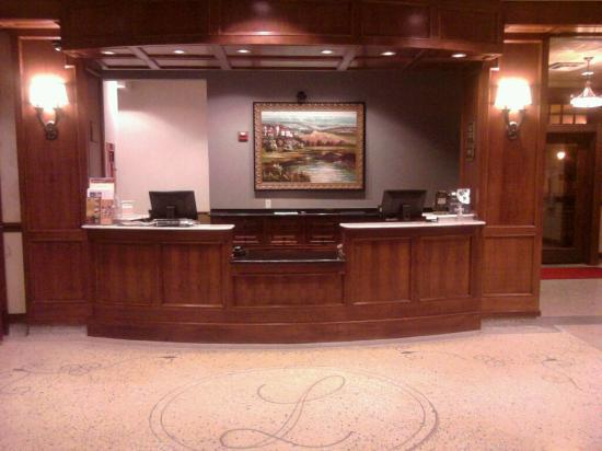 Liberty Hotel, an Ascend Collection hotel: front desk