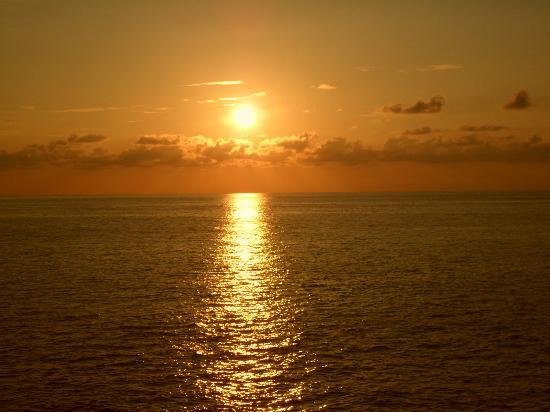 Jamisland Day Tours : sunset at Ricks