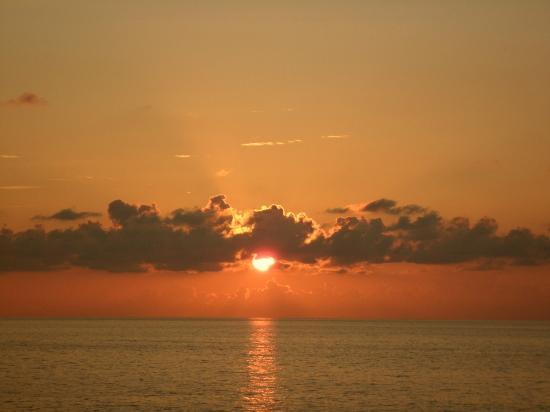 Jamisland Day Tours : sunset at Ricks again :)