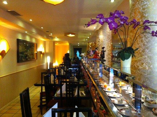Asaka munich restaurant reviews phone number photos for Asaka japanese cuisine