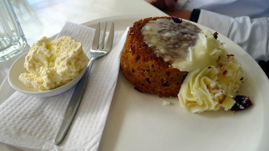 Lime Caffeteria: Carrot Cake - What happened to the icing? - Yikes!