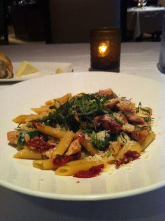 Trevi's: Penne with Chicken Main Course