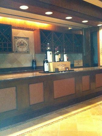 Trevi's: Inside the restaurant