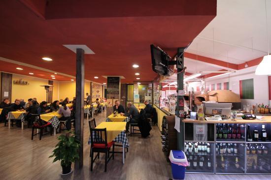 Pizzeria Birreria Ciao Ma : pizzeria pizzeria è stupenda