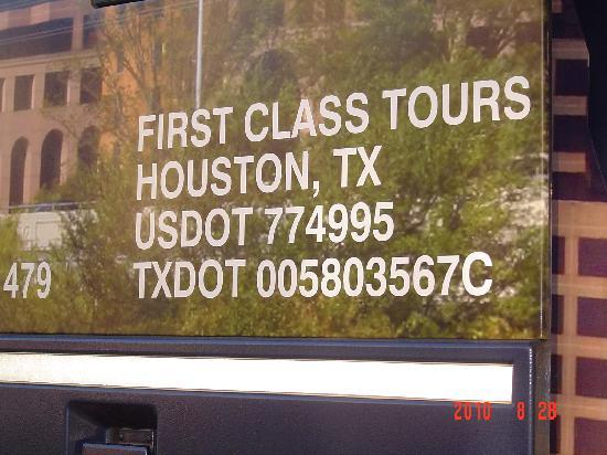 BEST WESTERN Fort Worth Inn & Suites: Class Tour Coach
