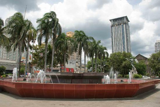 Plaza Rajah Sulayman
