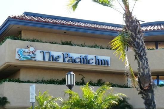 The Pacific Inn! Credit Barbara L. Steinberg