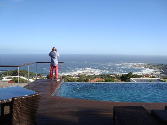 Atlanticview Cape Town Boutique Hotel: View from our room