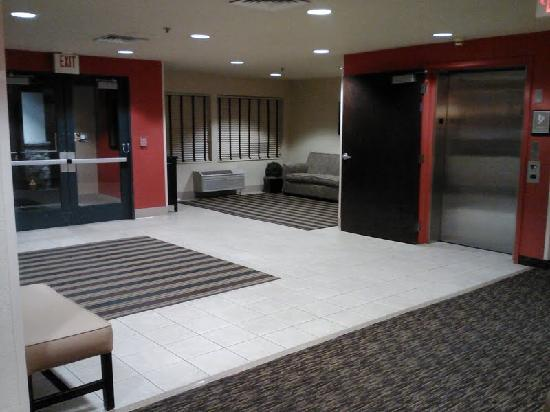 Extended Stay America - Los Angeles - Ontario Airport: Lobby Elevator