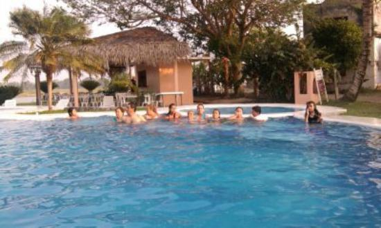 Hotel Santa Luisa Finca-Resort: Pool Time!