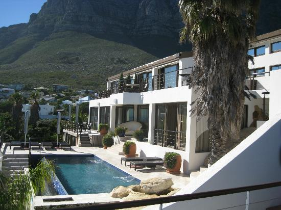 Atlanticview Cape Town Boutique Hotel : view