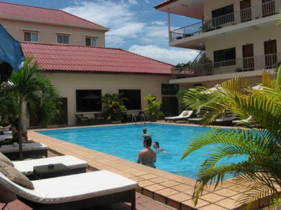 Beach Club Resort: Pool