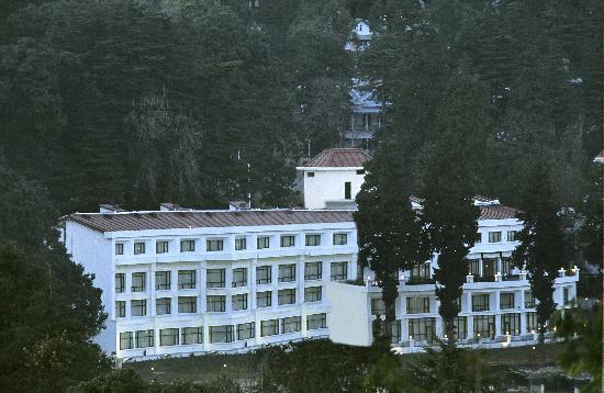 The Manu Maharani Hotel, Nainital