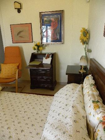 Il B&B di Montenero: camera Yellow Roses