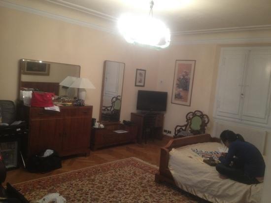 Trentatre: big nice room