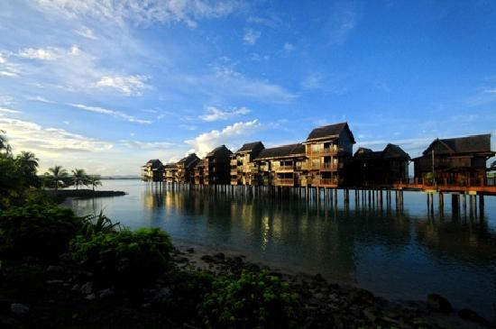 Langkawi Lagoon Beach Resort: Sea Village