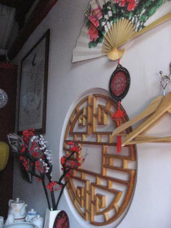 ปักกิ่งแอปริค็อตคอร์ทยาร์ดอินน์: decorations