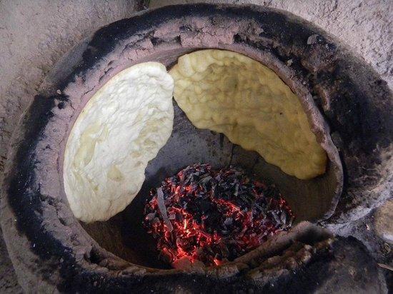 Kasbah Ait Ben Damiette: le four à pain