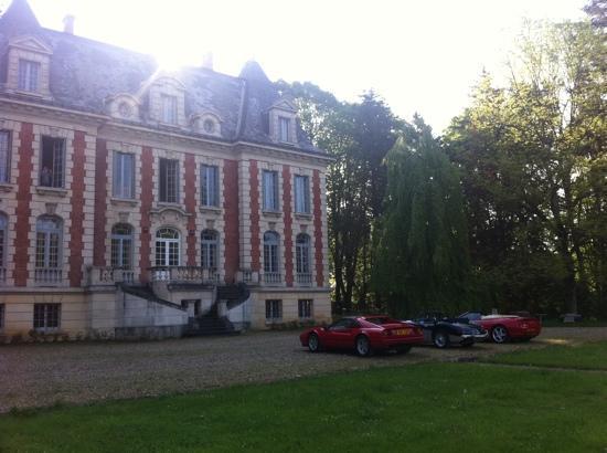 Chateau de Pancy