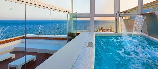Villa Venecia Hotel Boutique: 'Sunset Spa' y 'Sunset Terrace'. Los más románticos atardeceres de la bahía de Benidorm