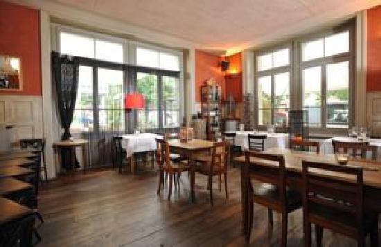 Hotel Emmental: restaurant