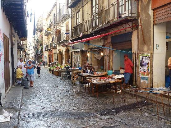 Tours Of Naples And Palermo
