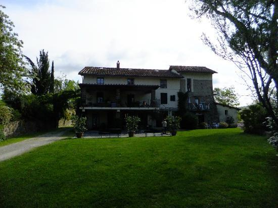 Le Mandrie di Ripalta: Haupthaus