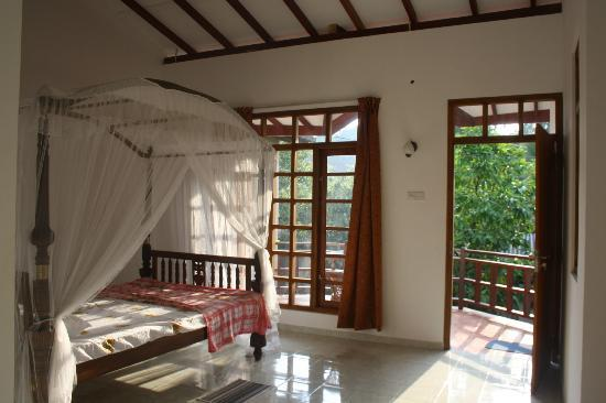 Palitha Guest House: Upstairs bedroom