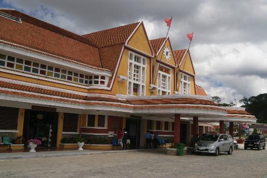 La Sapinette Hotel Dalat: Dalat Railway Station