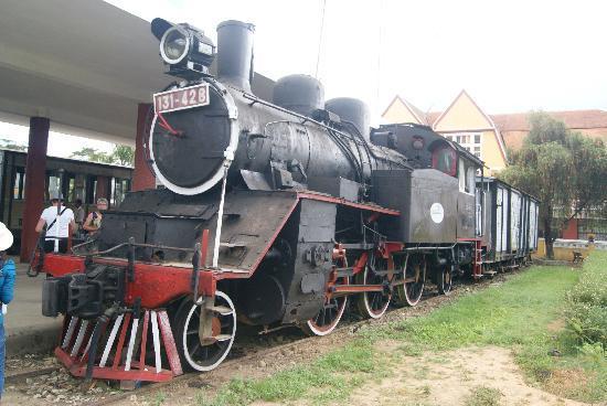 لا سابينيتا هوتل دالات: Dalat Railway Station
