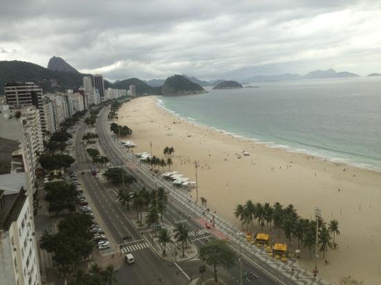 Río de Janeiro, RJ: A view from JW Marriott
