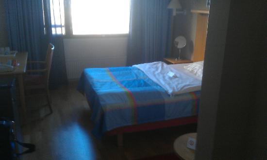 Cumulus Resort Airport Congress Center: Bedroom