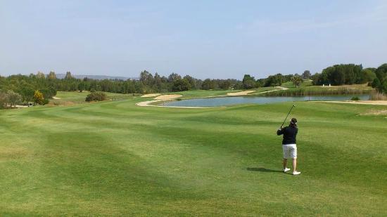 Aziza Residence Thalasso Golf: Un des parcours de golf à proximité de l'hôtel.