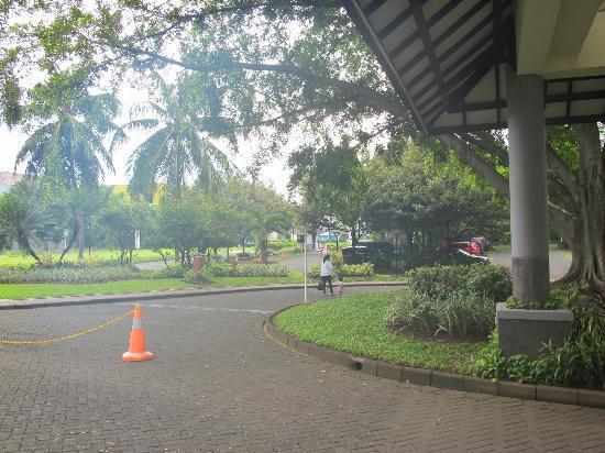 Bumi Wiyata Pusdiklat and Hotel: Hotelanlage