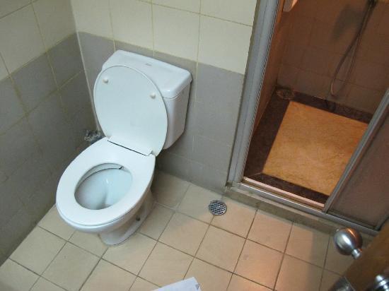Bumi Wiyata Pusdiklat and Hotel: Badezimmer