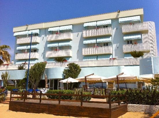 Santa Severa, Italia: Hotel