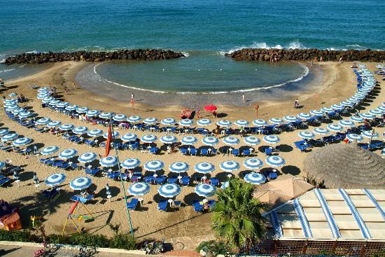 Hotel Pino al Mare: Spiaggia