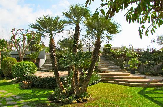 Santa Severa, Itália: Giardino