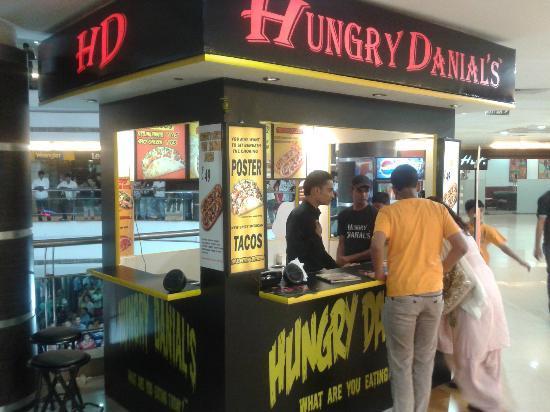 hungry danial's